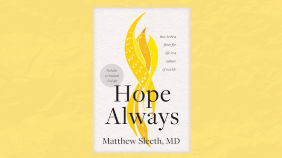 Q & A with Matthew Sleeth About Mental Health and Suicide