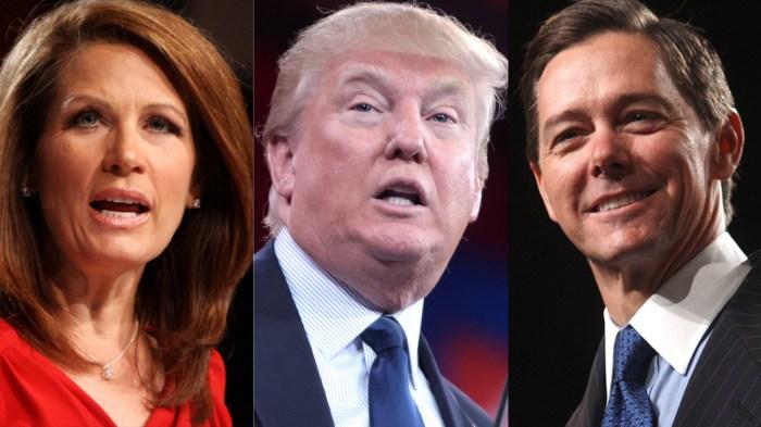 Who's Who of Trump's 'Tremendous' Faith Advisers ...