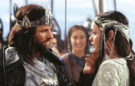 Arwen and Elessar