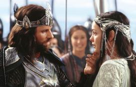 Arwen and Elessar