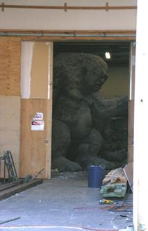 Trolls in Camperdown Oct 2003