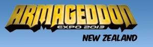 Armageddon Expo 2013 logo