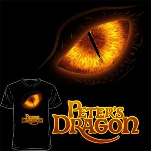 Peter's Dragon T-Shirt