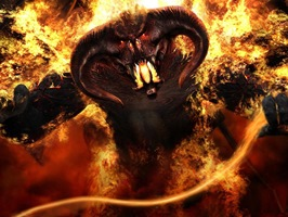 Balrog wings or not