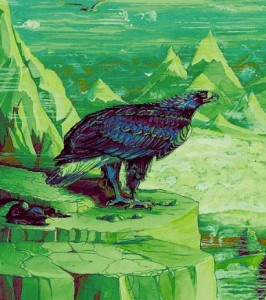tolkien eagles