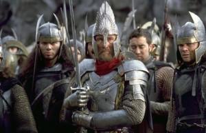 Elendil, High King of Arnor and Gondor.