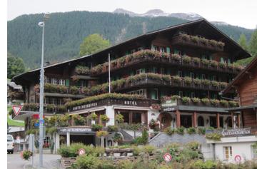 Grindelwald, Hotel Gletschergarten
