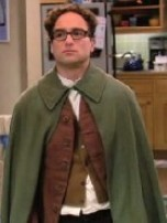 Leonard as Frodo