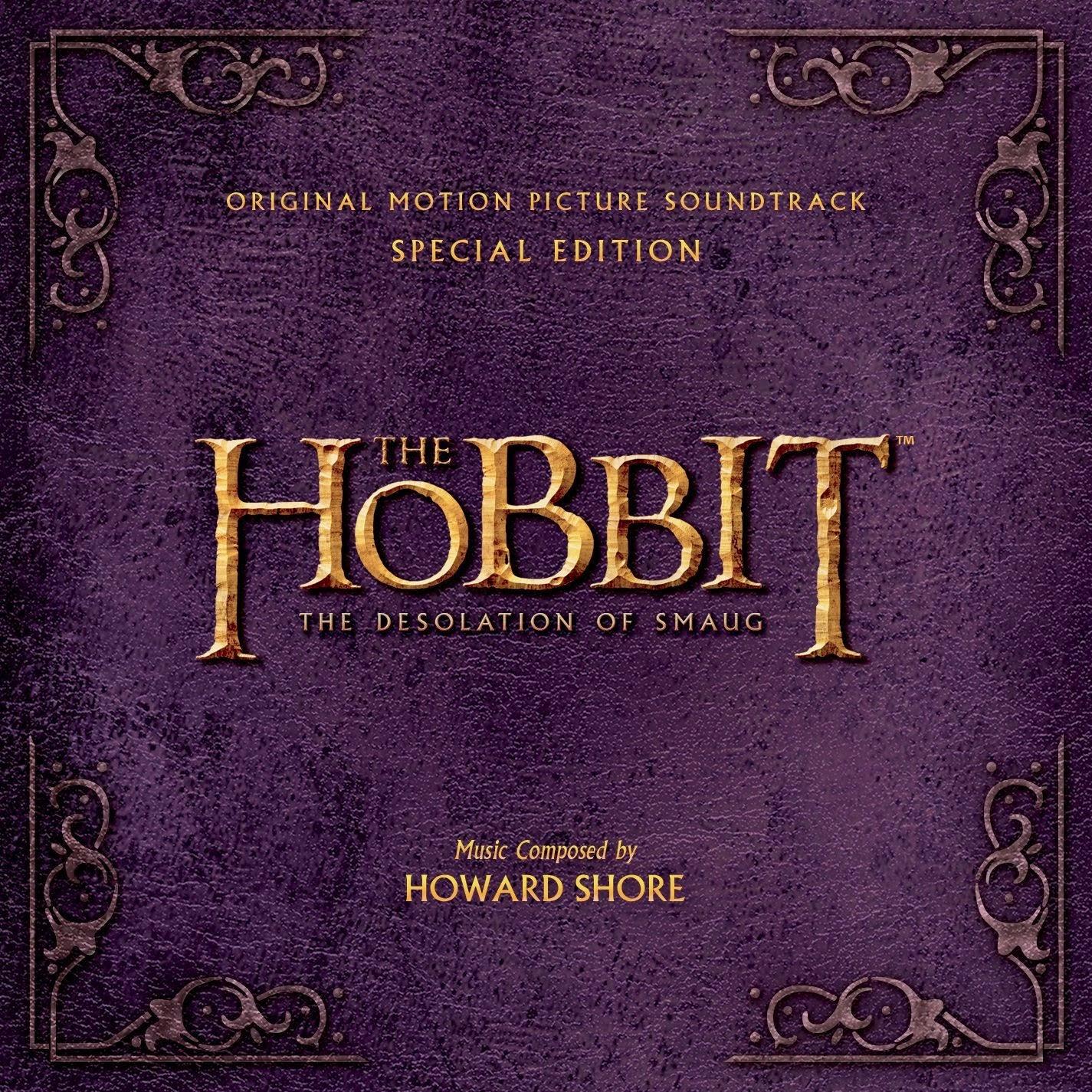 Desolation  of Smaug soundtrack special edition