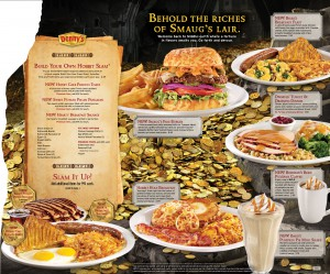 Dennys DofS menu