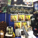SDCC 2013 booth