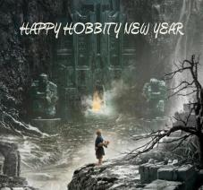 Happy Hobbity New Year 2013-14