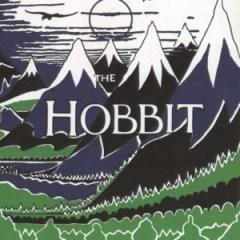 Hobbit Book Art