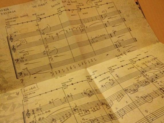 Soundtrack Sketch