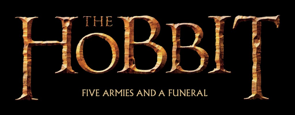 THE HOBBIT - TABA FIVE ARMIES FUNERAL