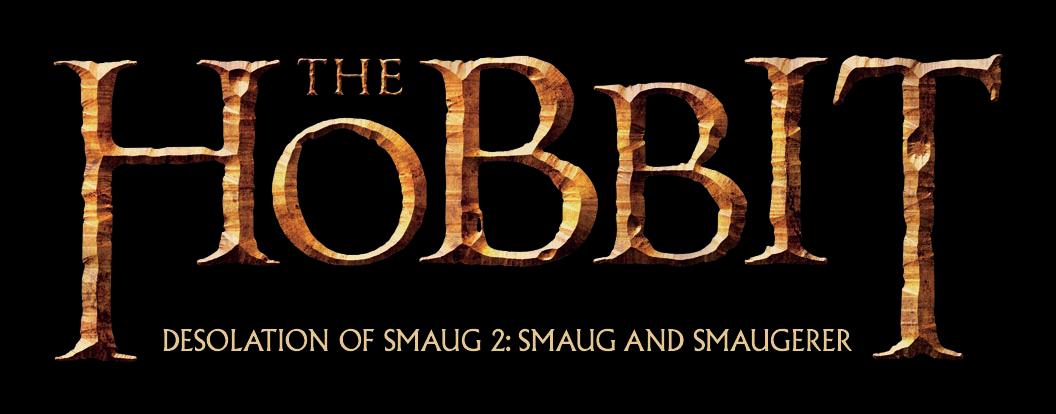 THE HOBBIT - TABA SMAUG AND SMAUGERER