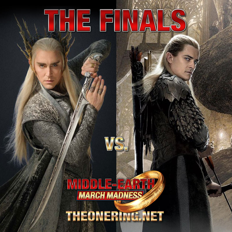 Father vs Son! The Middle-earth March Madness Final is set ...