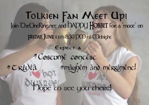 tolkien fan meet up