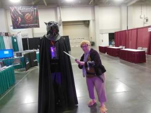 Bilbo and the Hound