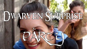 Dwarven Surprise Party YT