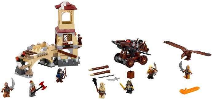 Lego Battle of the Five Armies set