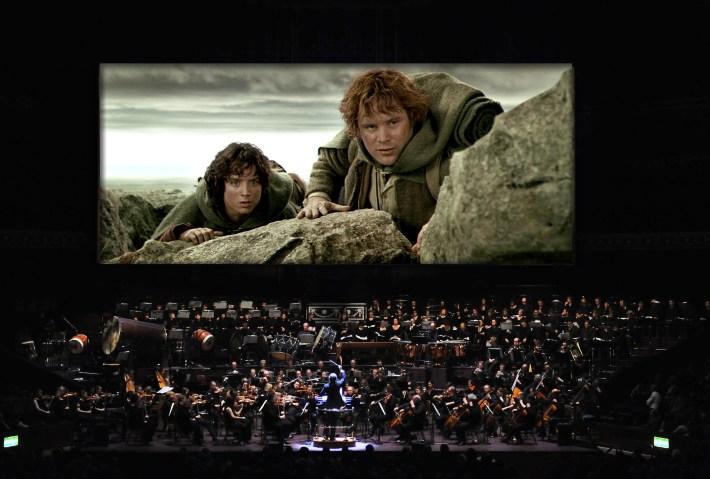 HighResLOTR -Frodo  and Sam