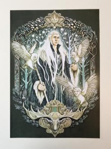 one last party thranduil winter