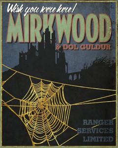 Mirkwood - Allen Brockbank