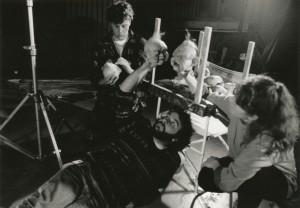 Peter Jackson and Richard Taylor on Brain Dead.
