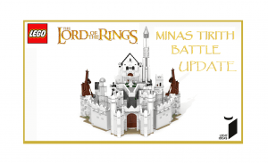 Minas Tirith Battle update main image with border