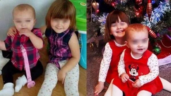 El padre de las niñas dijo que el único consuelo es que las hermanas están juntas (Foto: Facebook)