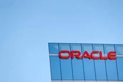 Oficina de Oracle en Arlington, Virginia.  REUTERS/Tom Brenner/File Picture