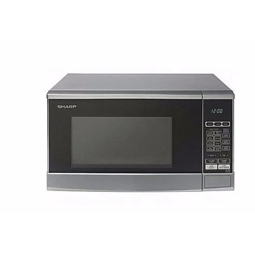 20 litre compact touch control digital microwave oven