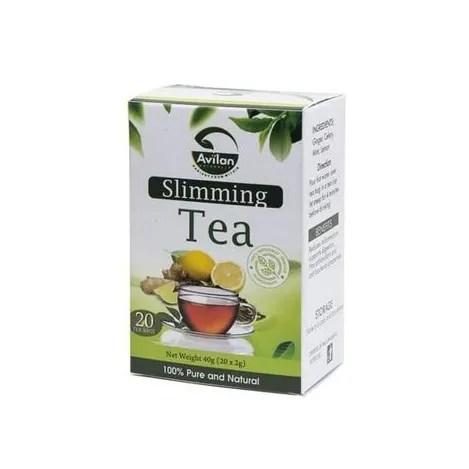 Avila Natural Slimming Tea - 20g x 20 Bags | Konga Online Shopping
