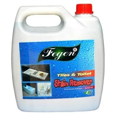 fegen tiles toilet stain remover 4 8 litres