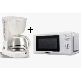 20l microwave itec coffee maker