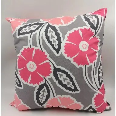 daisy zipped throw pillow s