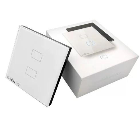 Broadlink Smart Wifi Switch – 2gangs