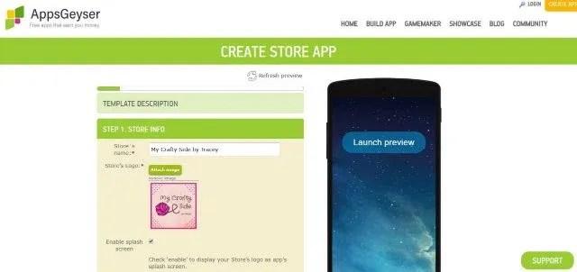 create-apps-appsgeyser