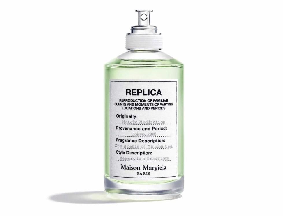 Meilleurs parfums pour homme 2021 - Matcha Meditation Maison Margiela
