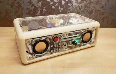 3rd gen. Noisebox #3: The Tapbox