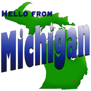 C\'mon, Michigan. Kick up the friendly a little, would you?
