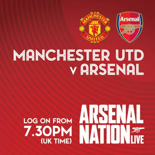Manchester United v Arsenal: The Brief | Pre-Match Report ...