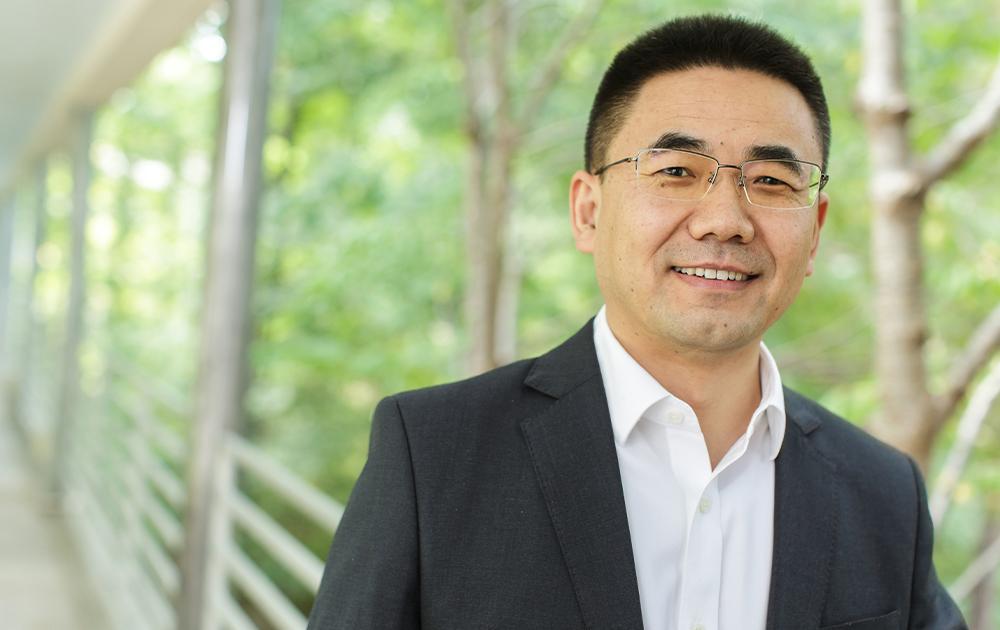 Jason Wei's portrait image