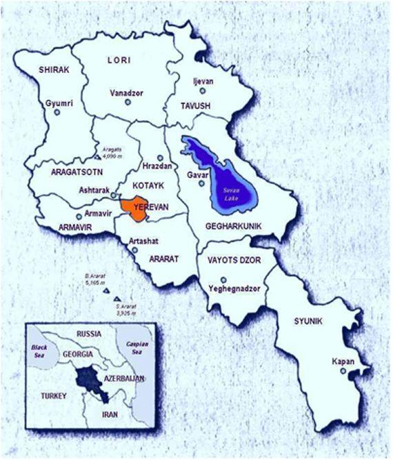 Earthquake North Georgia