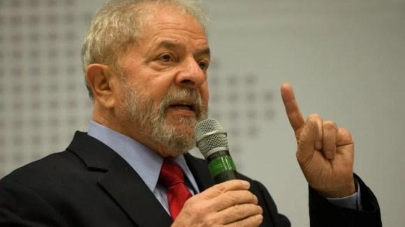 Lula foi condenado a 9 anos e 6 meses de prisão