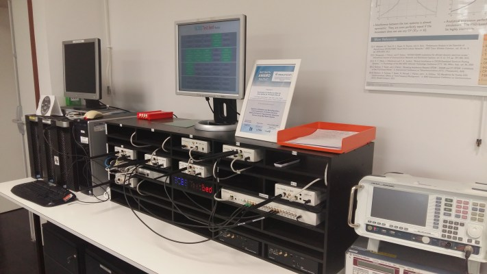 The TestBed's Setup
