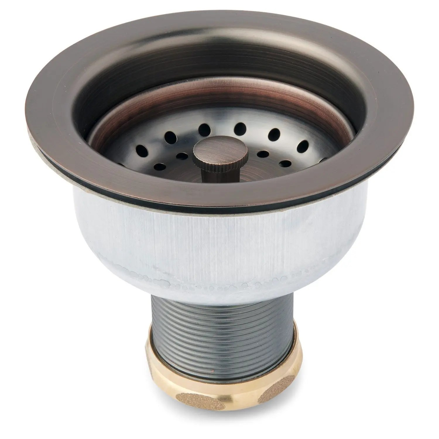 deep strainer basket with lift stopper