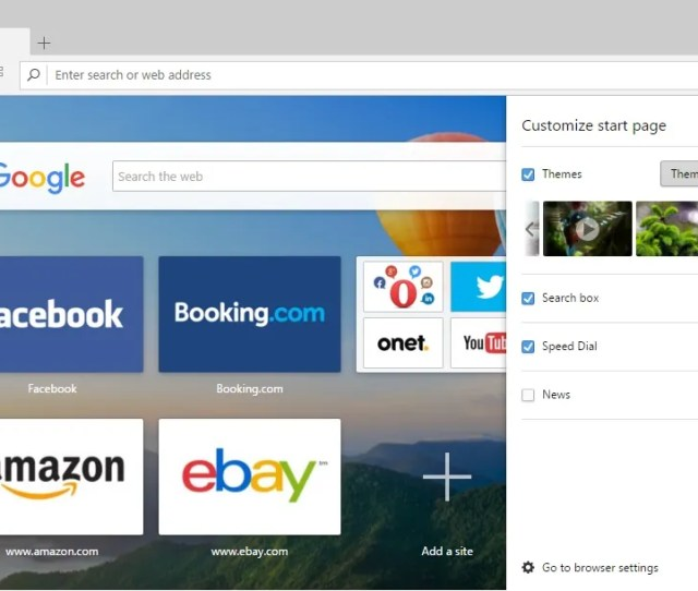 Chrome Alternative Opera For Computers