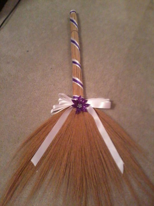 Diy Jump The Broom Weddingbee Photo Gallery